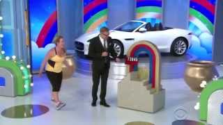 The Price Is Right (9/26/14) | Golden Road for a Jaguar F-Type!