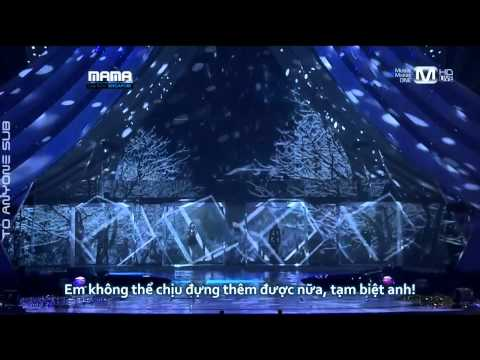 [TAS][Vietsub] 2NE1 - Lonely & I Am the Best (Live at MAMA 2011)