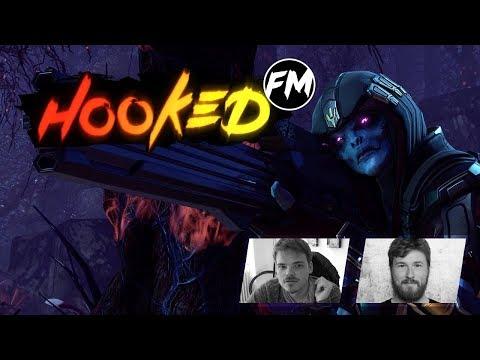 Hooked FM #140 - Mit Dom über XCOM 2 War of the Chosen, Please Knock On My Door, PewDiePie und mehr!