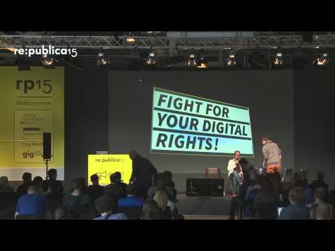 re:publica 2015 – netzpolitik.org: Mit Journalismus für digitale Grundrechte eintreten on YouTube
