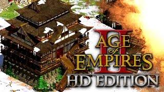 CHINOS en NÓMADA 2 VS 2 | AGE OF EMPIRES 2 HD Edition