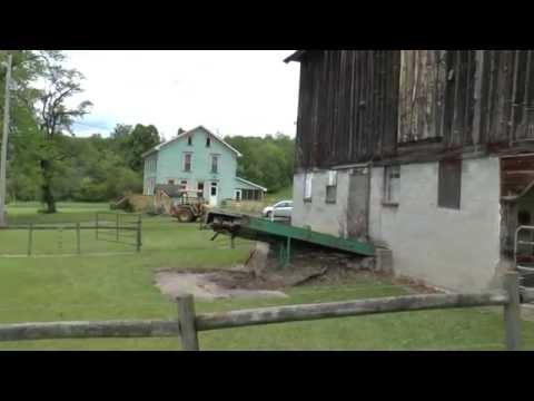 Barn and Outbuildings - Farm for sale near Tyrone in Blair County Pennsylvania