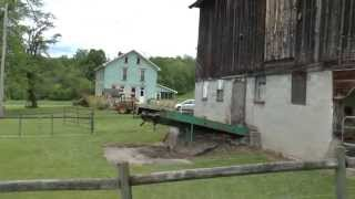 Barn and Outbuildings - Farm for sale near Tyrone in Blair County Pennsylvania