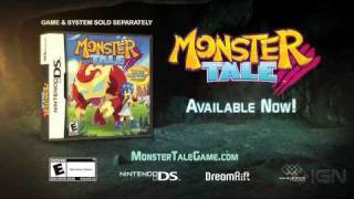 Monster Tale: TV Trailer