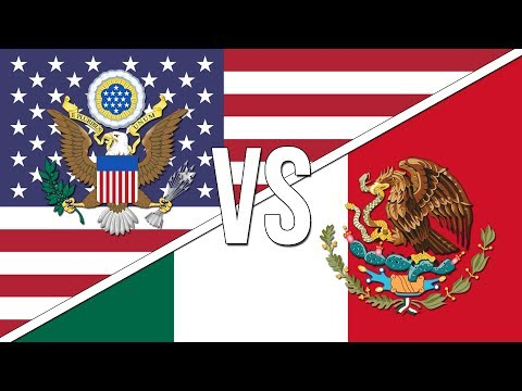 🇺🇸 U.S. National Anthem Vs. 🇲🇽 Mexican National Anthem!
