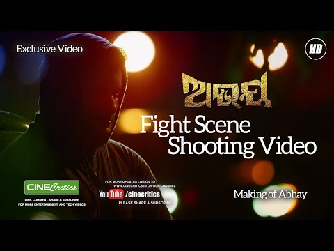 Abhay Fight Scene Shooting Anubhav & Manoj...