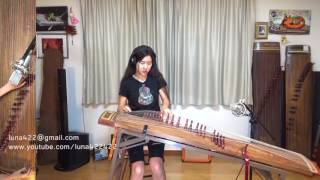 ZZ Top- Tush Gayageum ver. by Luna