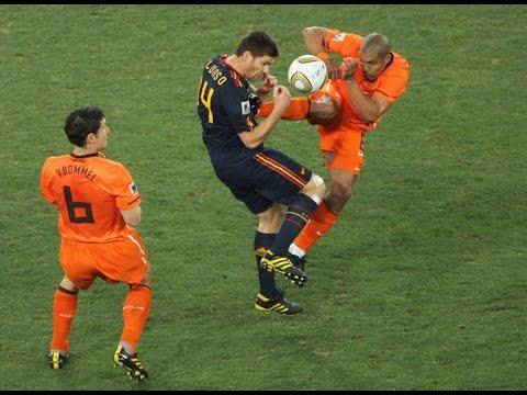 DIRTIEST GAMES IN WORLDCUP HISTORY   TOP 3