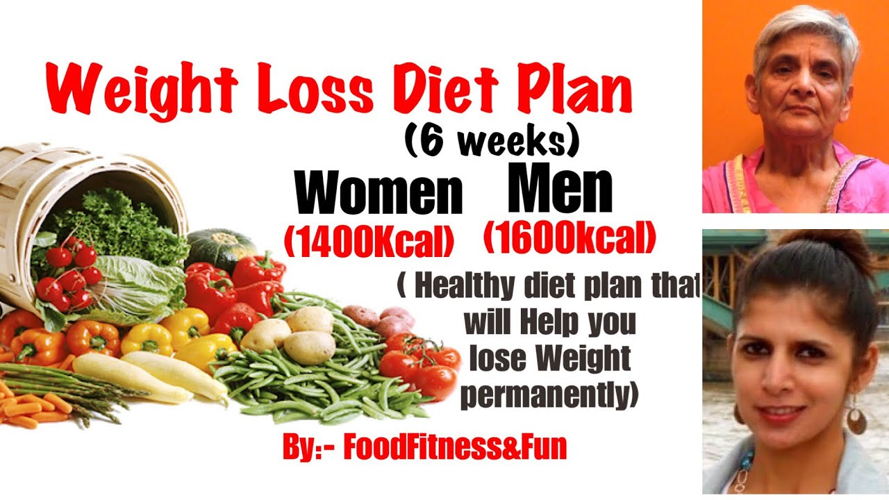 health balanced diet for weight loss