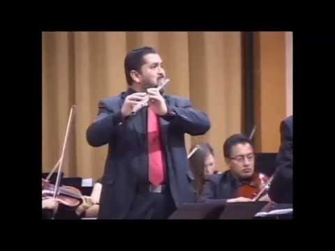Beetholven Cunha - Três Paisagens Brasileiras n.3 , para flauta e orquestra