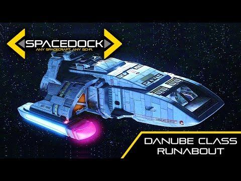 Star Trek: Danube Class Runabout - Spacedock