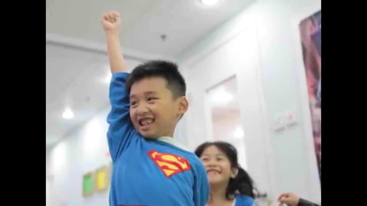元朗 playgroup - 全英國際學校課程 Mother Goose Academy - YouTube