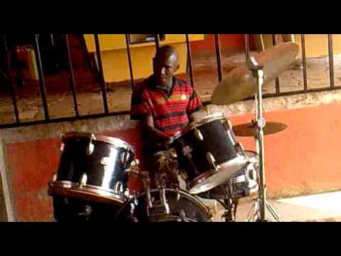 Tewerumya Rehearsals Clip1By Ugandan Reggae Soldier