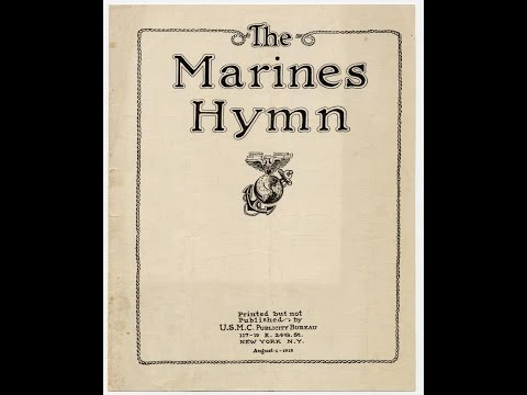 Marines Hymn (1919)