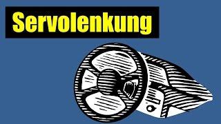 Wie funktioniert Servolenkung / Lenkunterstützung