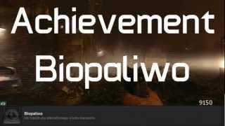 Biopaliwo Black Ops 2 Zombie Achievement [PL]