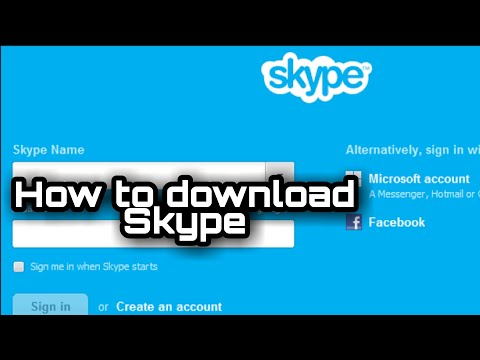 How to Download Skype for Windows 2019