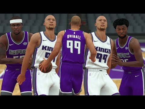 How Many 99 Overall Players Does It Takes For The Sacramento Kings To Win An NBA Championship?