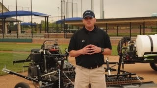Jamie Mehringer - Discusses Infield Surface Maintenance Equipment