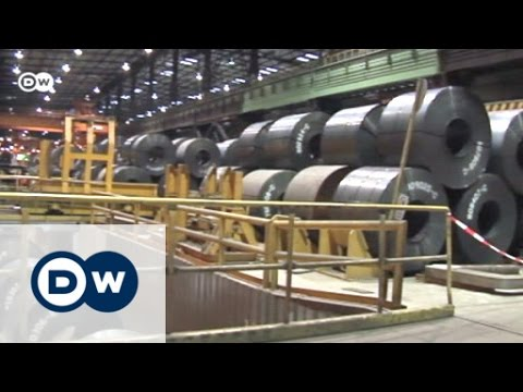 The EU steel industry and cheap imports | Made in Germany