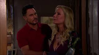 Novela da Soap Opera - Bill tells the truth to Brooke