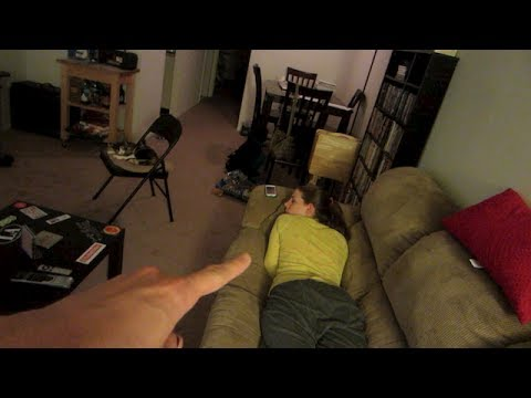 So funny, Girl sleepwalking in her underwear! from YouTube · Duration:  6 minutes 25 seconds