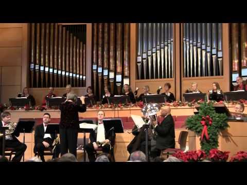 Christmas Bells Overture - Handbells & Brass