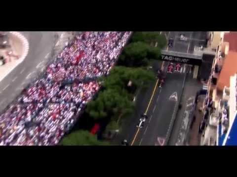 Bienvenidos a Canal F1 Latin America - Spot