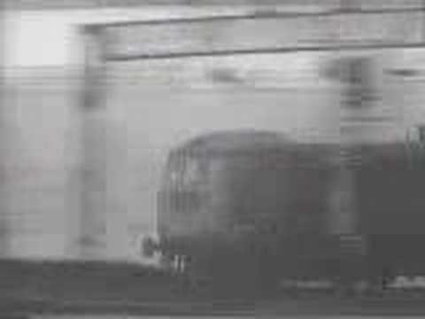 British rail advert