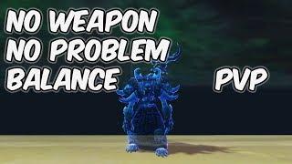 Wrong Weapon NO PROBLEM - 8.1 Balance Druid PvP - WoW BFA