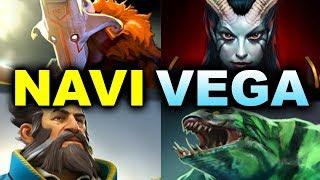 NAVI vs VEGA - CIS Quals - GESC JAKARTA Minor 2018 DOTA 2