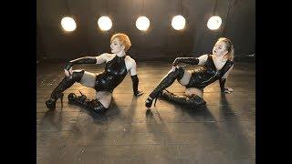 Sexy Strip choreo by Lili Nikolayeva\Sevdaliza - human\duo by Natali & Natali