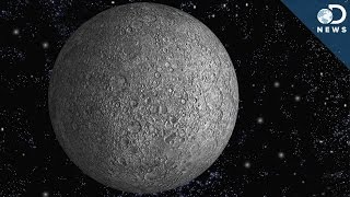 Does This Nearby Dwarf Planet Have Water?