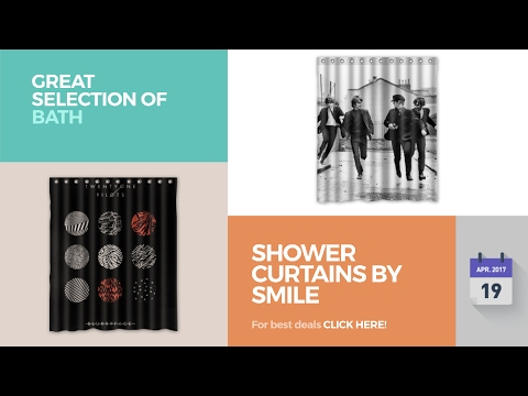 Shower Curtains By Smile Great Selection Of Bath Products