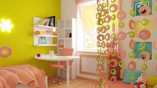Идеи ремонта детской комнаты  #4