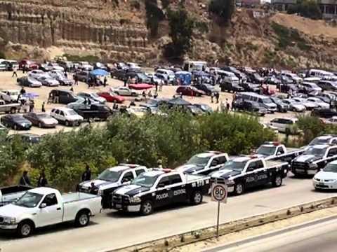 DECOMISAN MAS DE 300 AUTOS ILEGALES EN TIANGUIS DE AUTOS