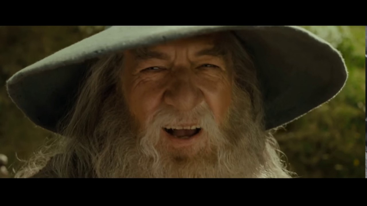 Wallpaper Hd Lord Of The Rings Gandalf Sax Meme Youtube
