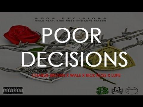 RICH PEOPLE MAKING POOR DECISIONS ft. Rick Ross (LYRICS)