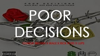 RICH PEOPLE MAKING POOR DECISIONS ft. Rick Ross (LYRICS)