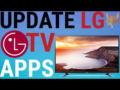 📺 LG Smart TV: How To Update Apps