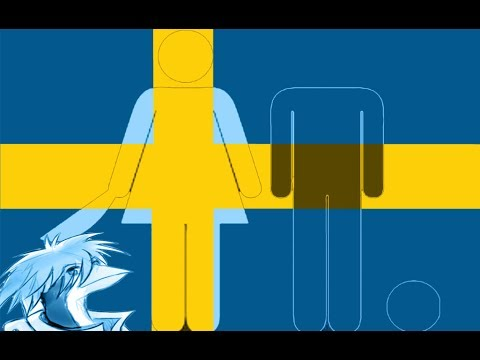 Sweden Hates Boys (Non-binary gone mad) [REUPLOADED]