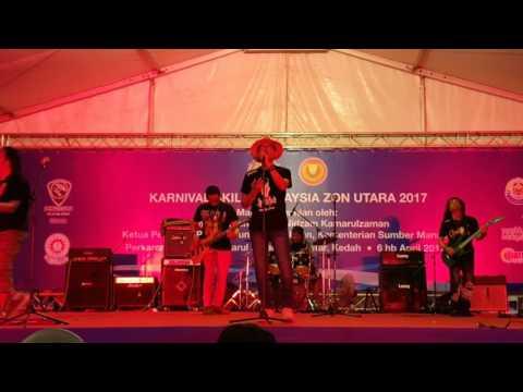 Khalifah - Tiada Esok live Stadium Darulaman 2017
