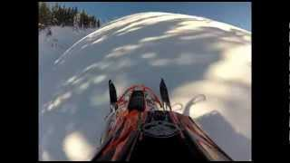 BIG CHUTE 275 MONSTER CLIMB W/ EVOPS NEW CLUTCH KIT RIDDEN BY VETERAN ARCTIC CAT ENGINEER