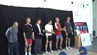 Weightlifting Western Australia Grand Prix 2, 2009