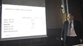 Suomi-laiva tuuliajolla 2/5: Matti Virén - Hallitusohjelman haaksirikko