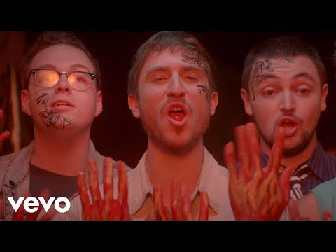 WALK THE MOON - Tightrope (Official Video)