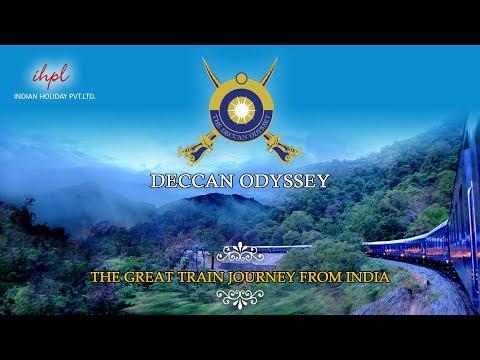 Royal Journey aboard Indian Luxury Train - Deccan Odyssey