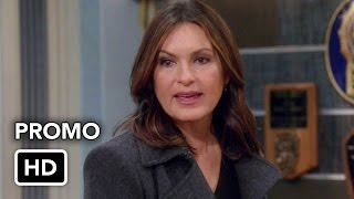 """Law and Order SVU 18x17 Promo """"Real Fake News"""" (HD)"""