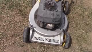John Deere 14SB - Will It Start?