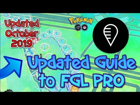 How To Spoof Using FGL PRO For Pokemon GO! (October 2019)